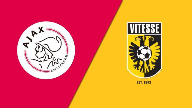 Ajax vs. Vitesse