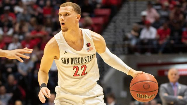 #5 San Diego State vs. Nevada (M Basketball)