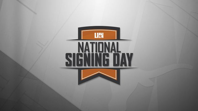 Texas Football National Signing Day Special