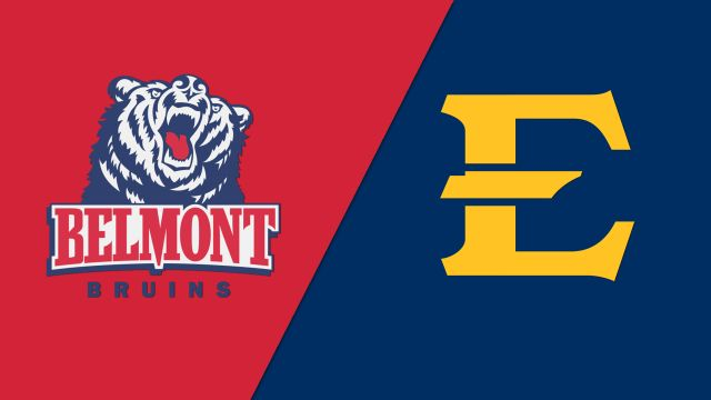 Belmont vs. East Tennessee State (M Soccer)