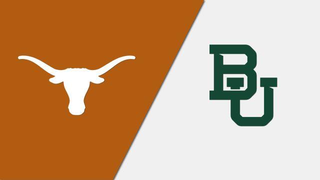 Texas vs. Baylor