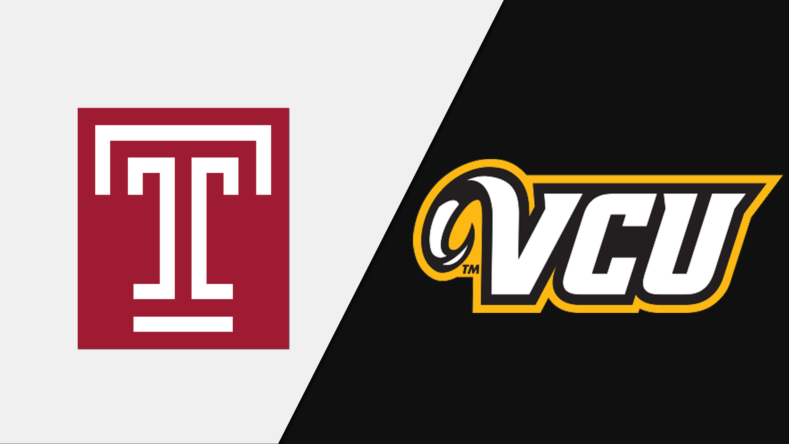 Temple vs. VCU (Semifinal #2) (Legends Classic)