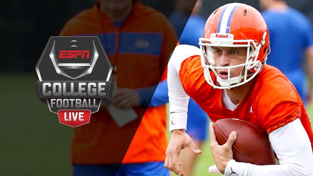 Thu, 8/22 - College Football Live Presented by Mercedes-Benz