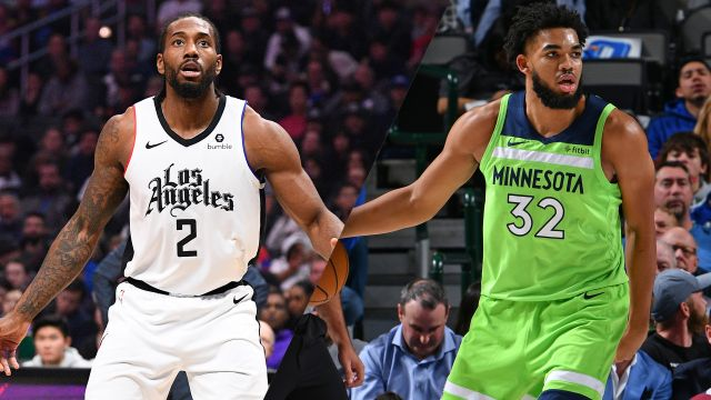 LA Clippers vs. Minnesota Timberwolves