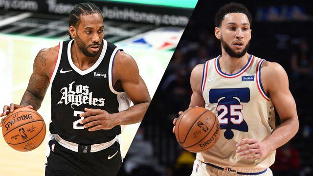 LA Clippers vs. Philadelphia 76ers