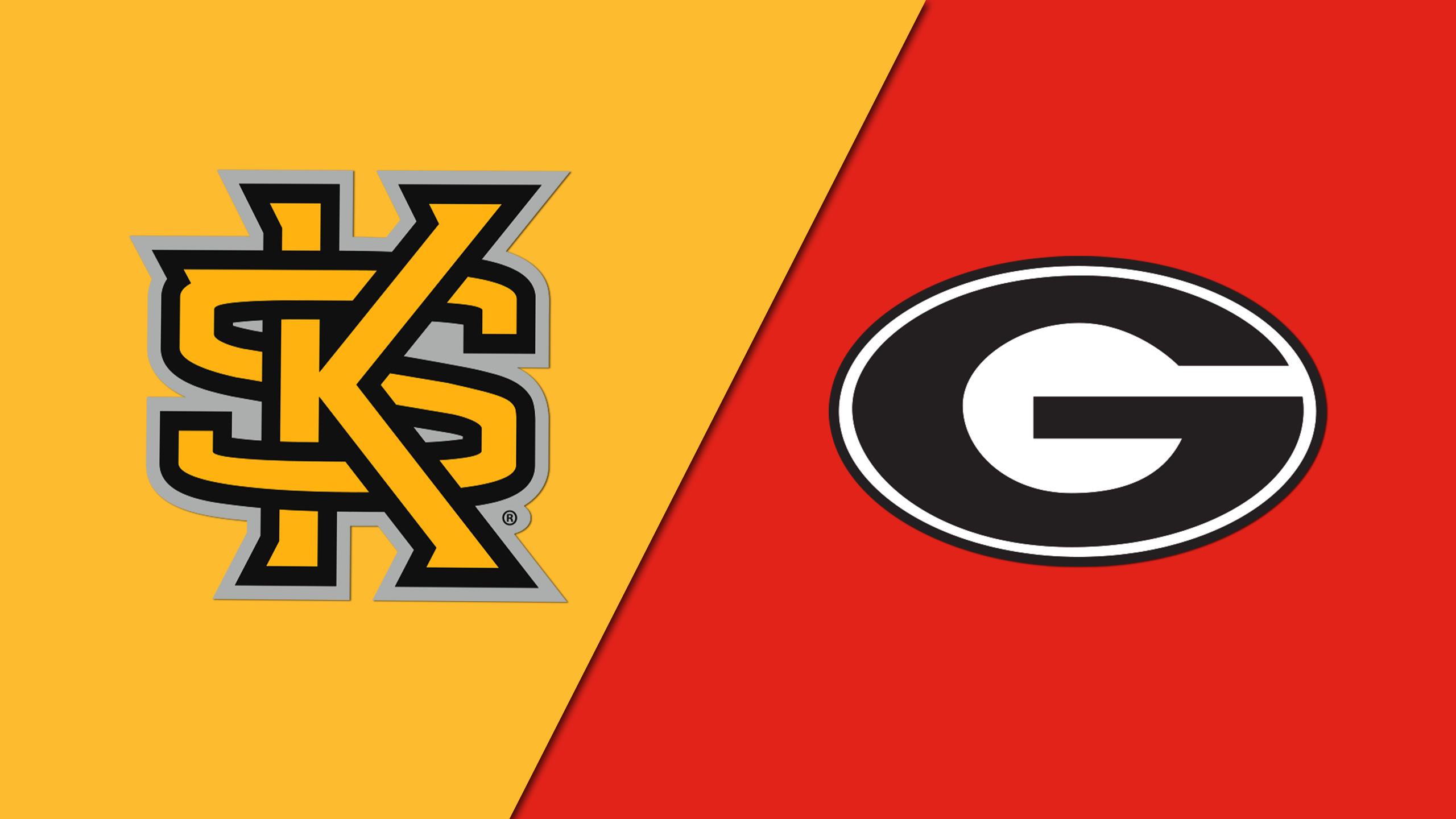 Kennesaw State vs. Georgia (M Basketball)