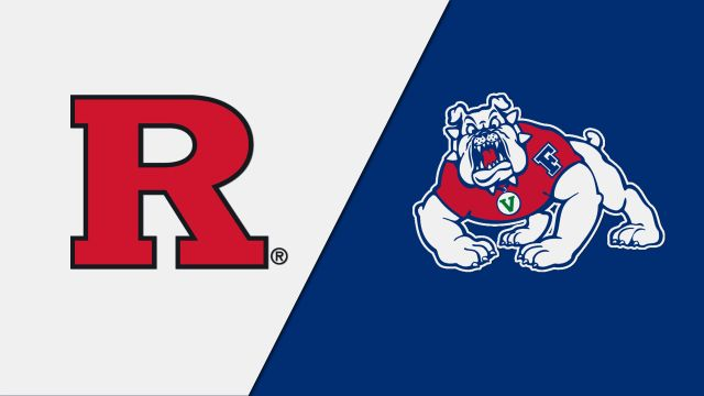 Rutgers Scarlet Knights vs. Fresno State Bulldogs