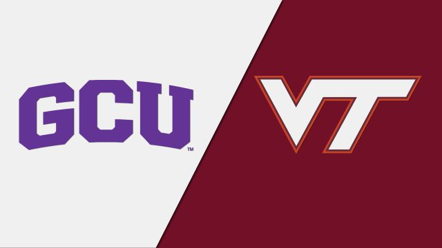Grand Canyon vs. #17 Virginia Tech (M Soccer)