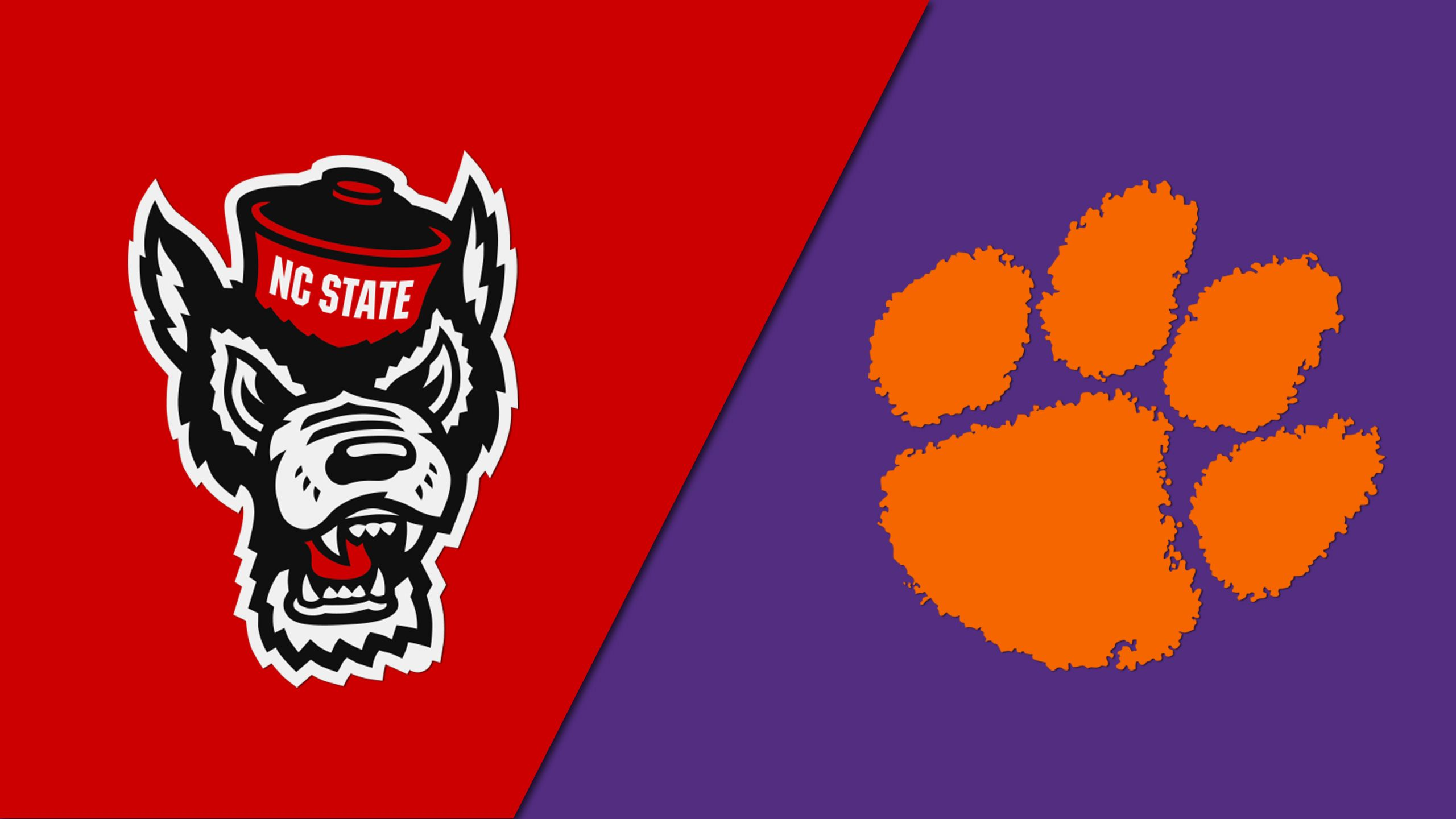 Command Center - #16 NC State vs. #3 Clemson (Football)