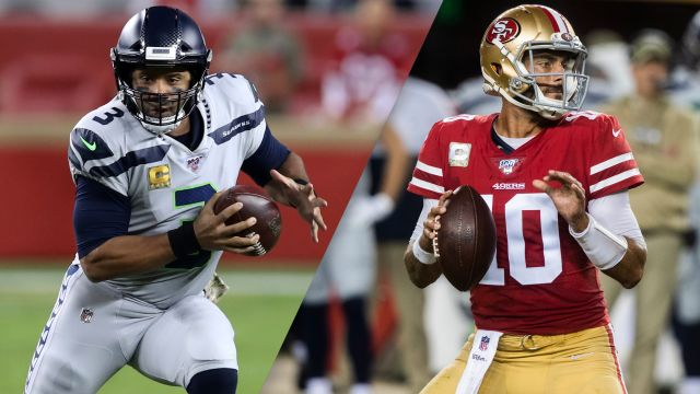 Seattle Seahawks vs. San Francisco 49ers
