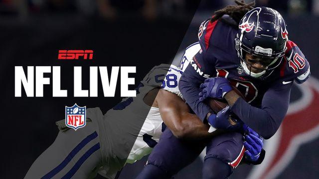 Fri, 11/22 - NFL Live