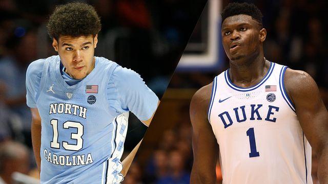North Carolina vs. Duke (M Basketball)