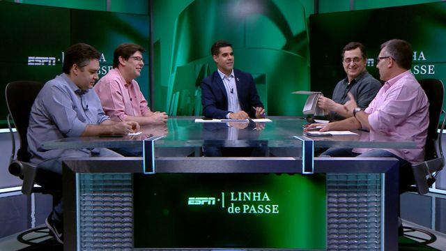 Linha de Passe - 03/11 - Algum time ainda pode tirar o título do Brasileiro das mãos do Palmeiras?