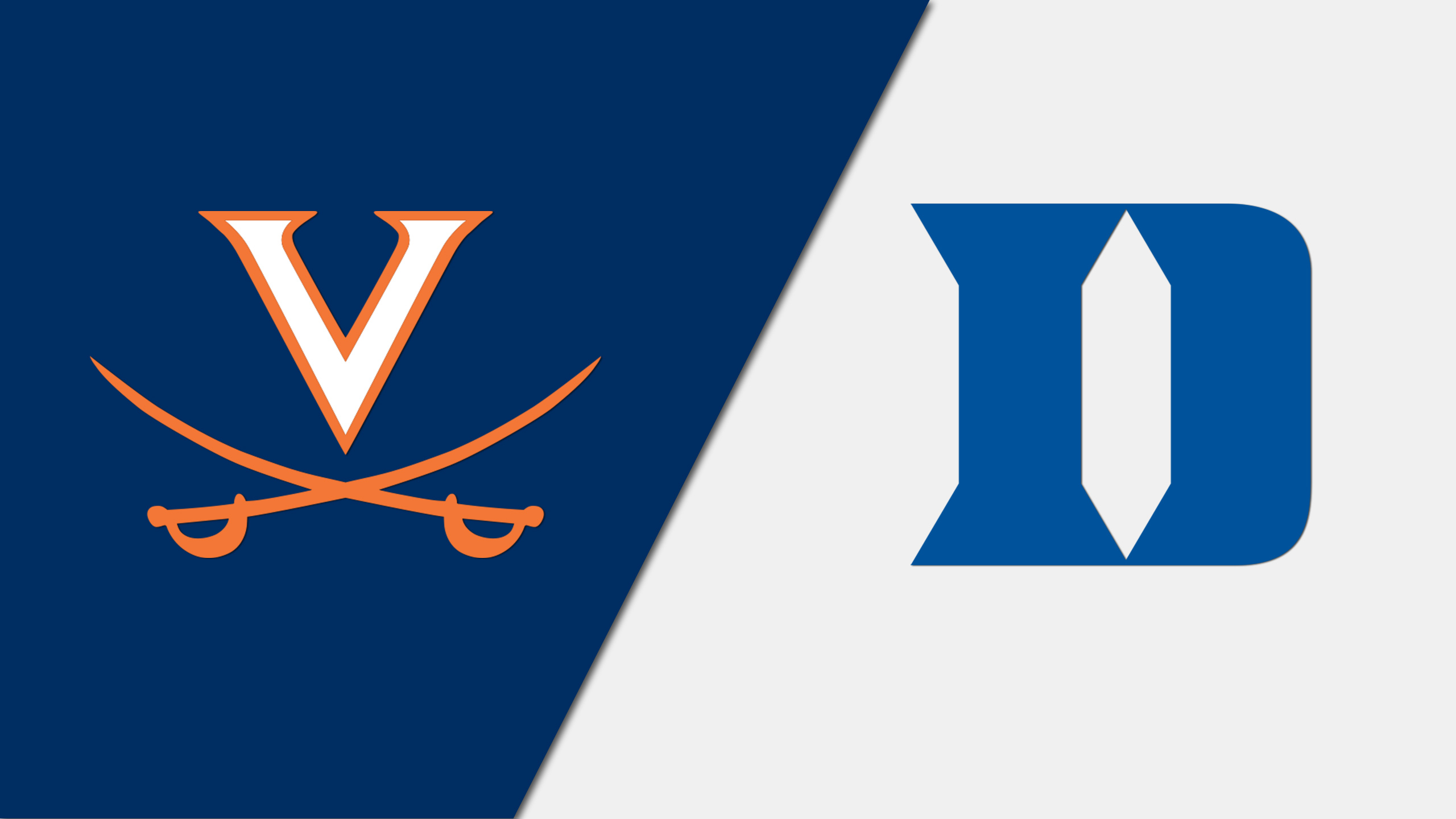 #3 Virginia vs. #2 Duke (Semifinal #1)