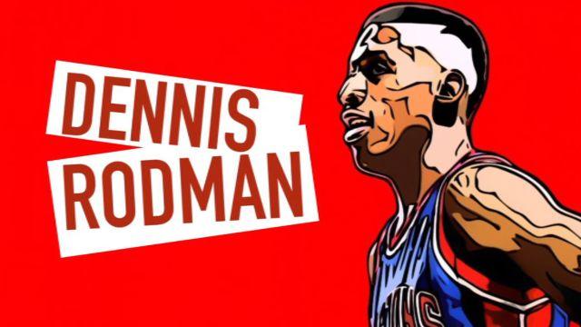 Série Doutrinadores: Dennis Rodman, um irreverente campeão