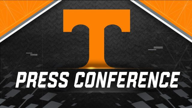 Tennessee Football Press Conference