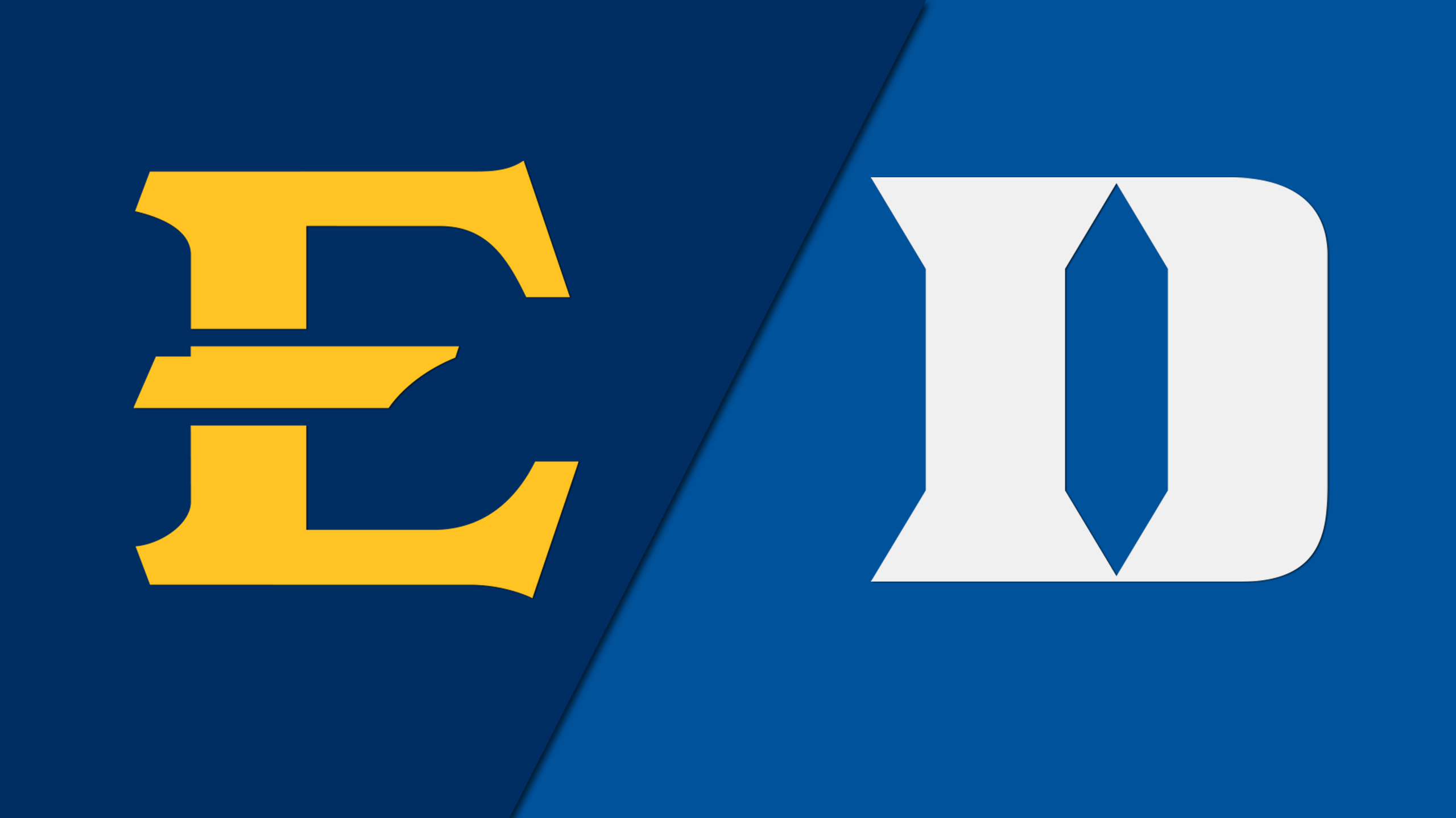 East Tennessee State vs. Duke (W Volleyball)