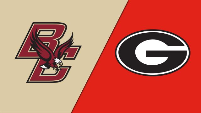 Boston College vs. #15 Georgia (Softball)