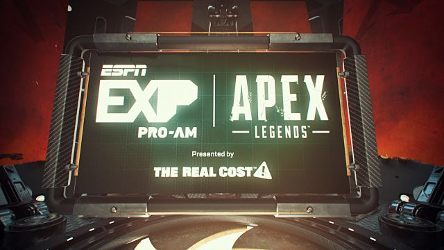 EXP Pro-Am APEX Legends Presented by The Real Cost