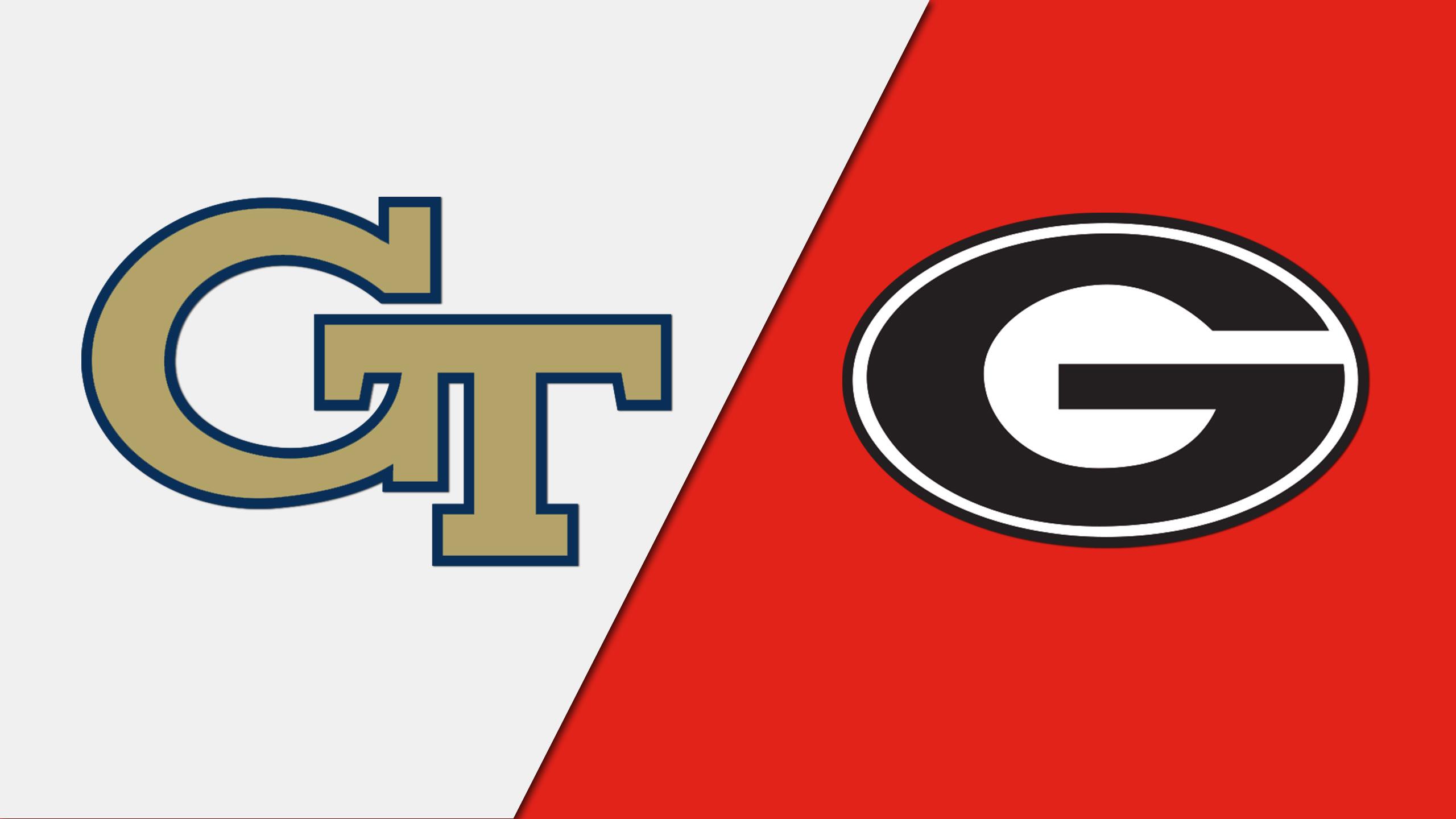 Georgia Tech vs. #22 Georgia (Softball)
