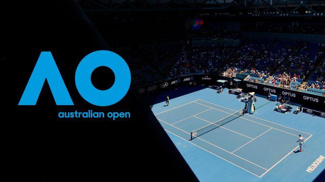 Mattek-Sands/Murray vs. Zheng/Vliegen (Mixed Doubles Quarterfinals)