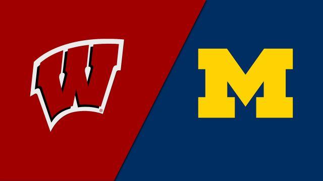 Wisconsin vs. Michigan