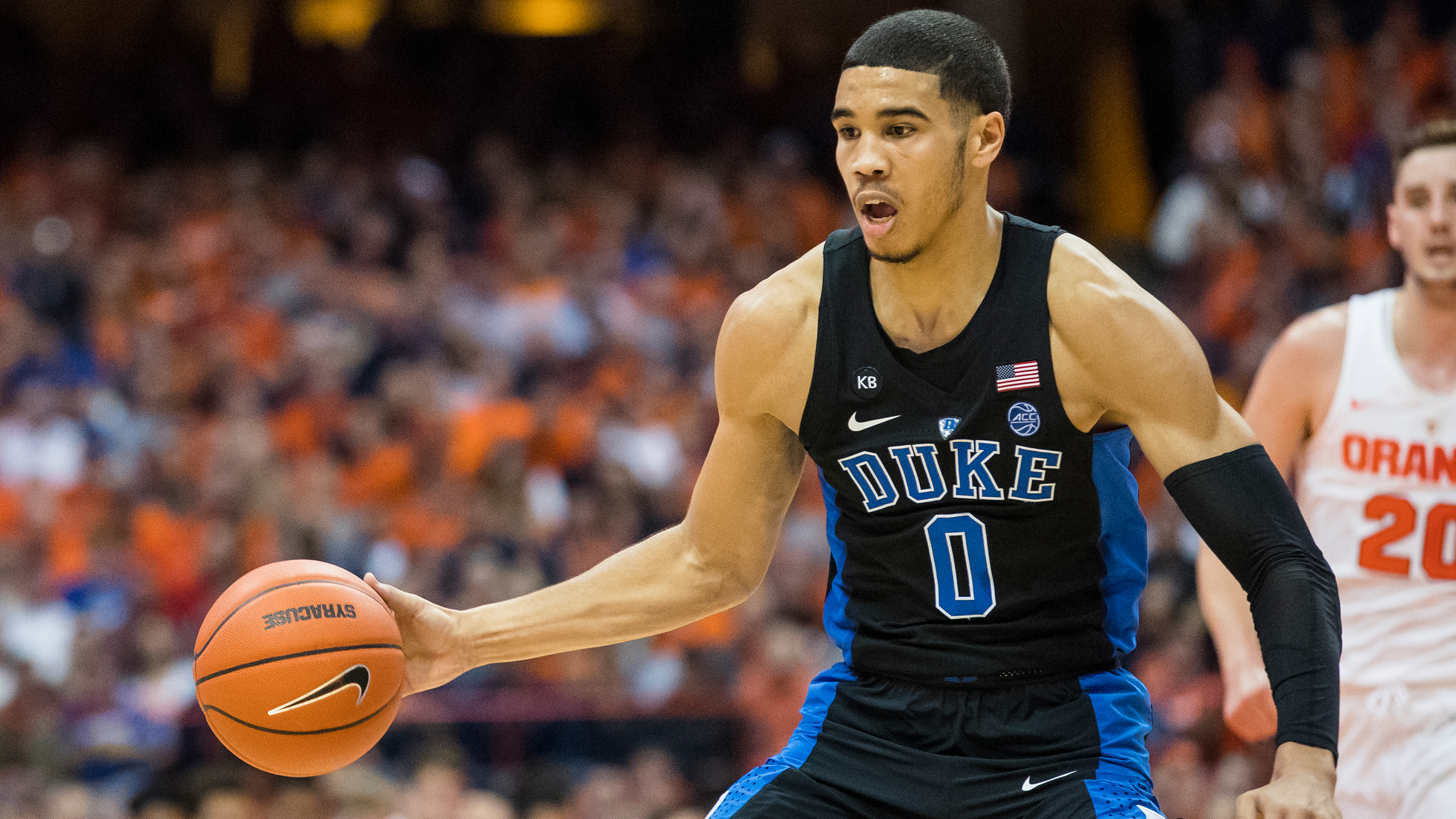 #10 Duke vs. Syracuse (M Basketball) (re-air)