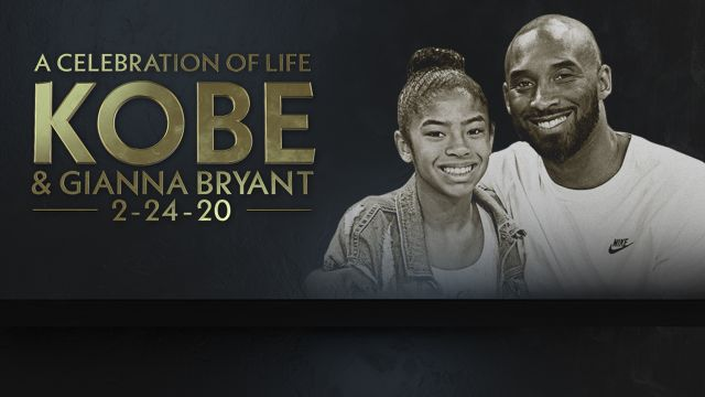 SportsCenter Especial: A Celebration of Life for Kobe and Gianna Bryant