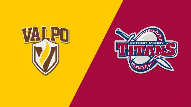 Valparaiso vs. Detroit Mercy (W Basketball)