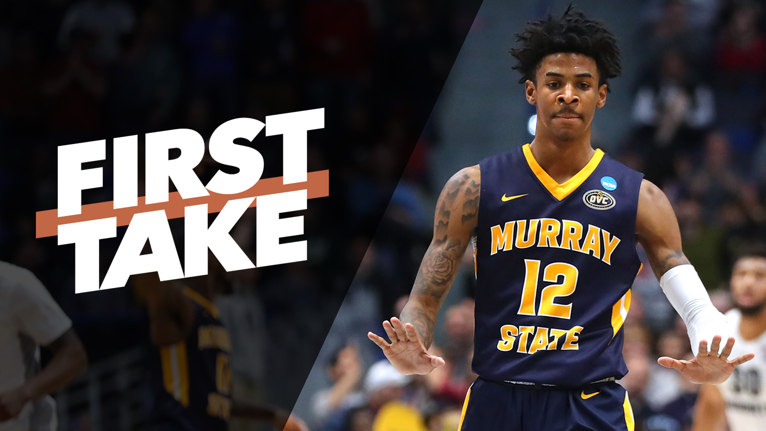Fri, 3/22 - First Take Presented by U.S. Marines
