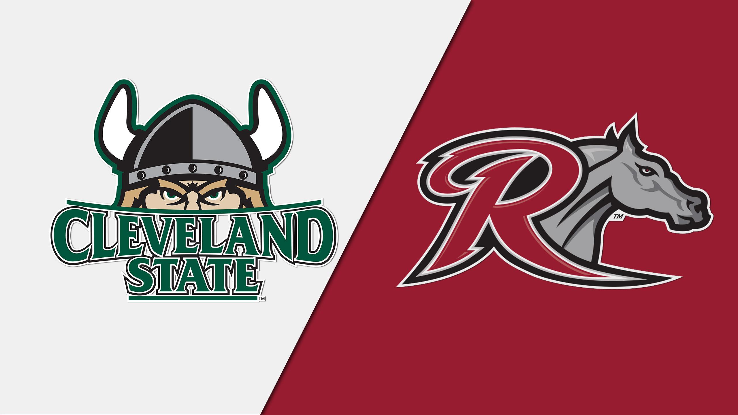 Cleveland State vs. Rider (Wrestling)