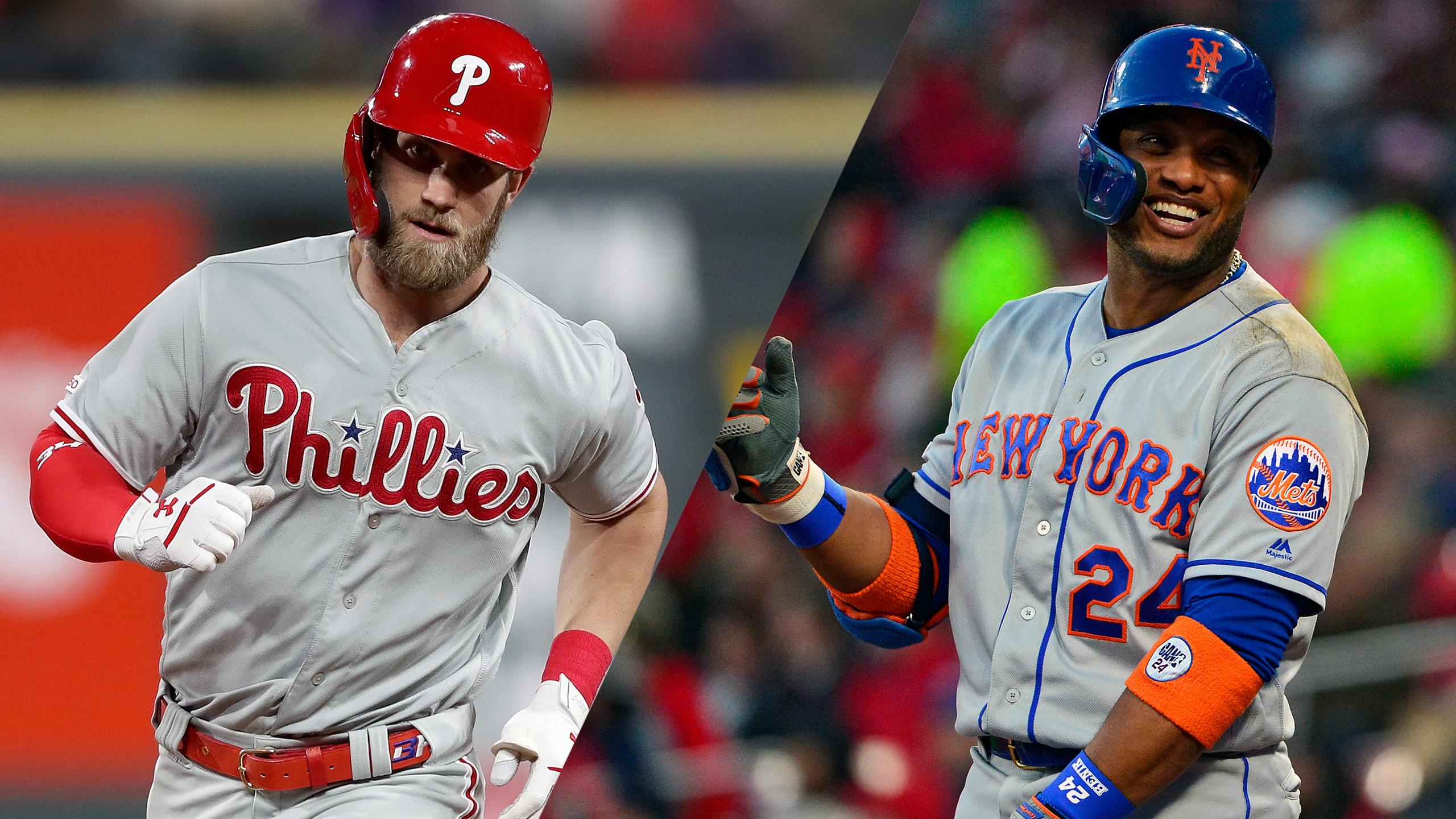 In Spanish - Philadelphia Phillies vs. New York Mets