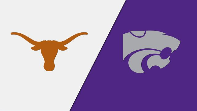 Texas Longhorns vs. Kansas State Wildcats