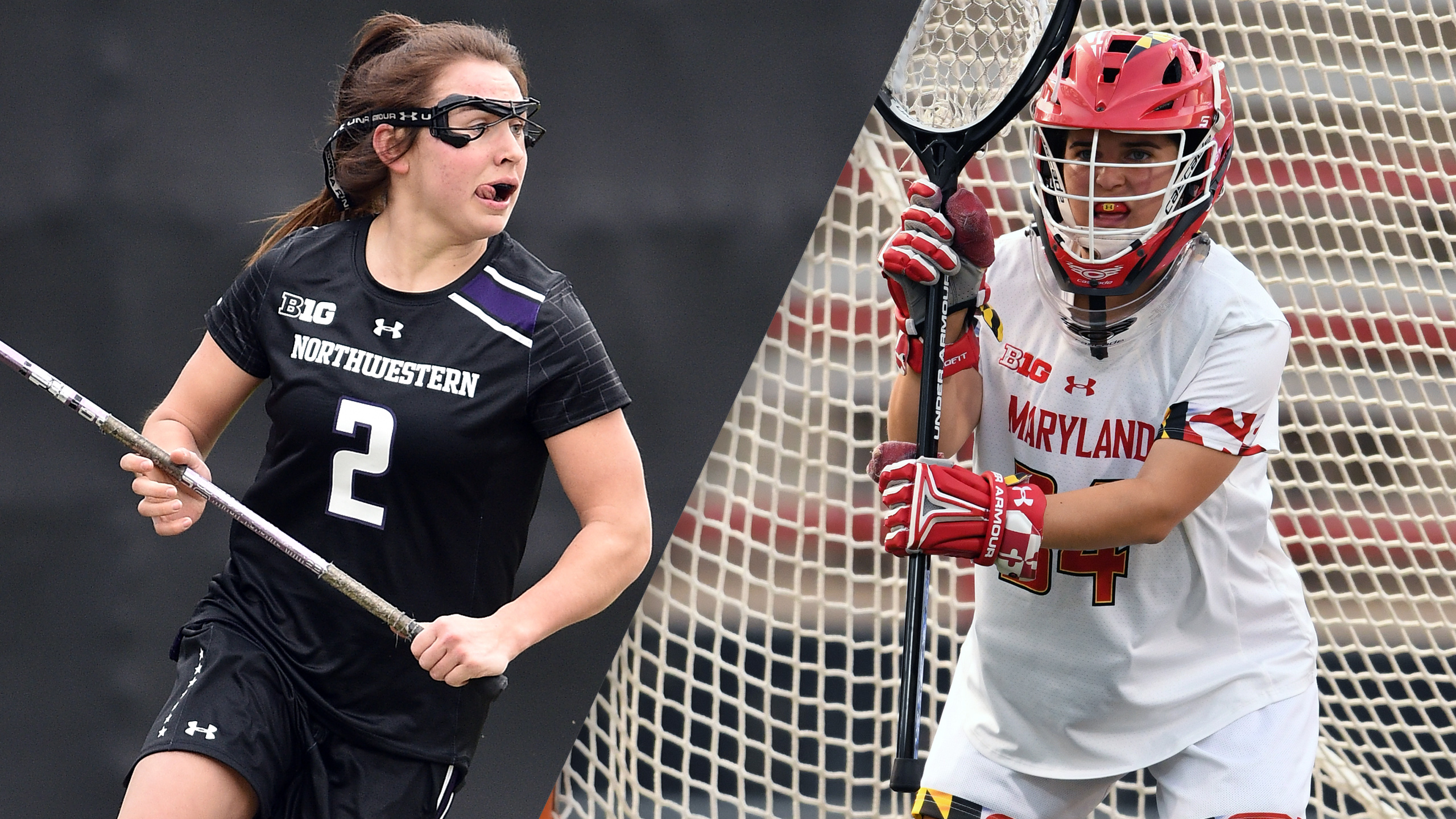 #4 Northwestern vs. #1 Maryland (Semifinal #2) (re-air)