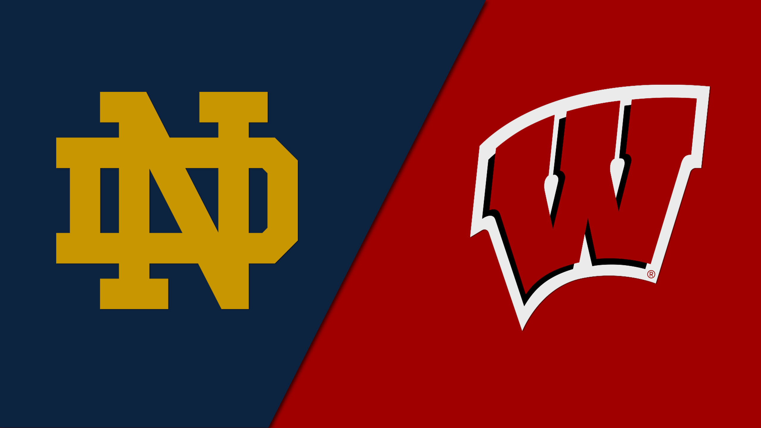 Notre Dame vs. Wisconsin (Site 1 / Game 5) (re-air)