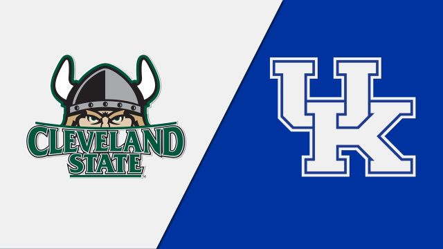 Cleveland State vs. #15 Kentucky (W Volleyball)