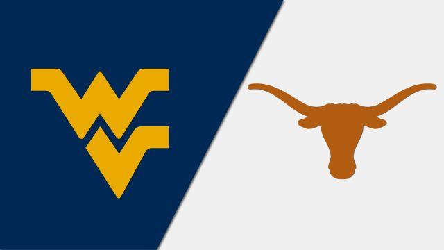 #13 West Virginia vs. #2 Texas (Semifinal #1) (re-air)