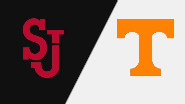 St. John's vs. Tennessee (W Soccer)