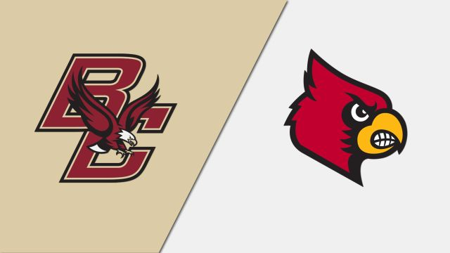 Boston College vs. Louisville (M Soccer)