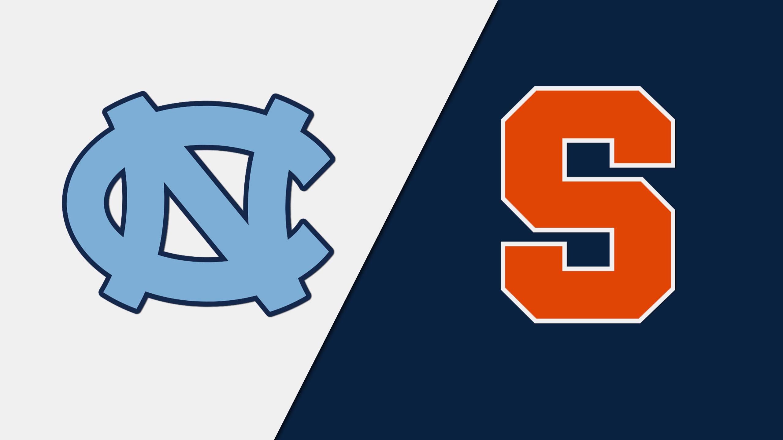 North Carolina vs. Syracuse (Football)