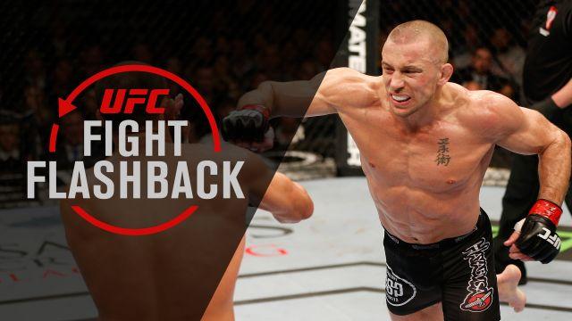 UFC Fight Flashback: St-Pierre vs. Hendricks