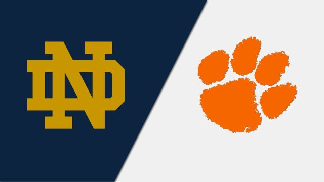 #8 Notre Dame vs. #1 Clemson (Quarterfinal) (M Soccer)
