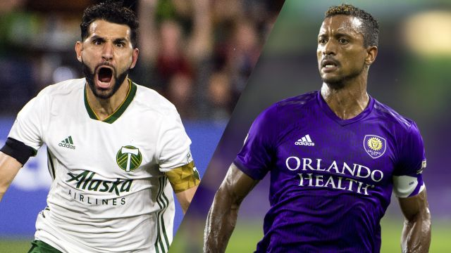 Portland Timbers vs. Orlando City SC (MLS)