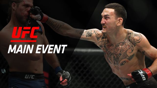 UFC Main Event: Holloway vs. Ortega