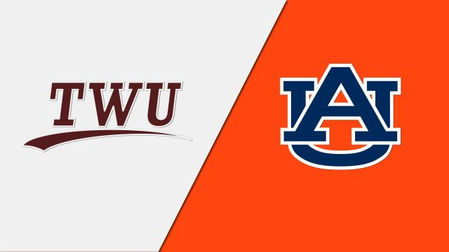 Texas Woman's University vs. Auburn