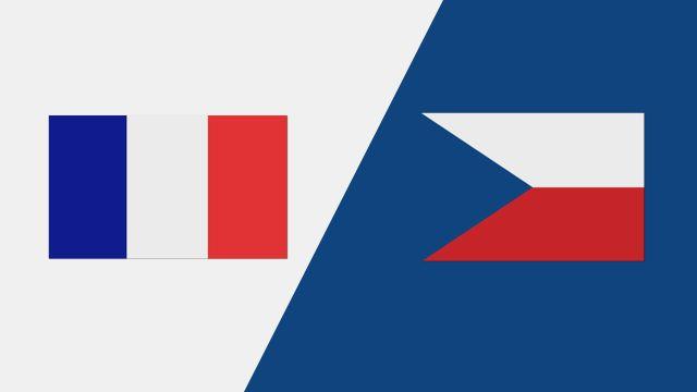 France vs. Czech Republic
