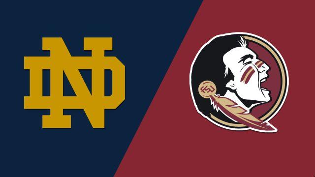 Notre Dame vs. #3 Florida State (Softball)