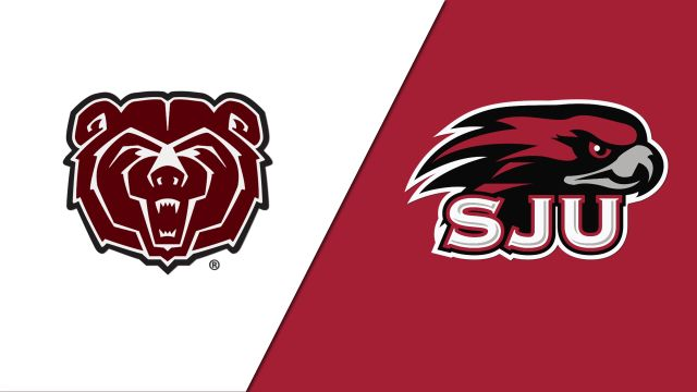 Fri, 11/22 - Missouri State vs. Saint Joseph's (Consolation Round) (M Basketball)