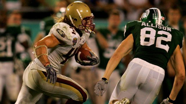 Boston College Eagles vs. Michigan State Spartans (ESPN ...