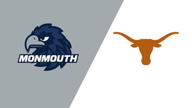 Monmouth vs. Texas (W Soccer)